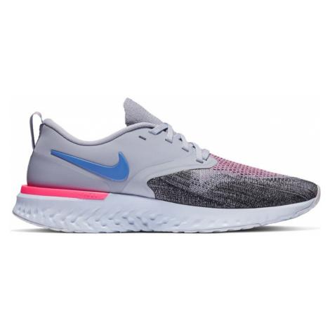 Buty Nike Odyssey React Flyknit 2 W Szaro-Fioletowe