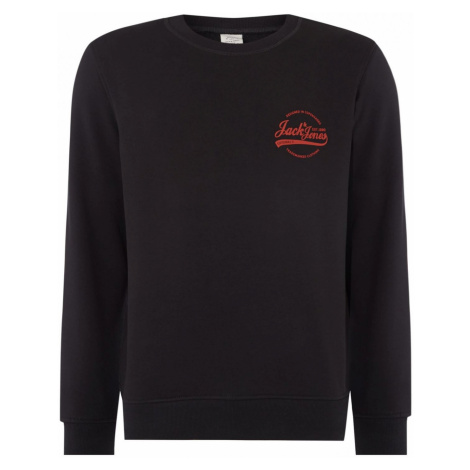 Jack and Jones Rafsmen Chest Logo Sweatshirt Jack & Jones