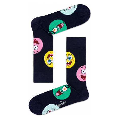 Happy Socks - Skarpetki Circle Of Friend x Sponge Bob