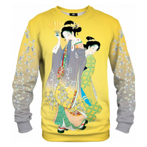 Pan GUGU & Miss GO Unisex's Sweter S-PC1570 Mr. Gugu & Miss Go