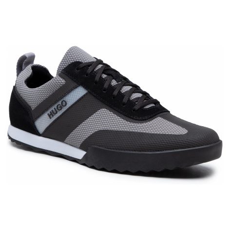 Sneakersy HUGO - Matrix 50407638 10216494 01 Open Grey Hugo Boss