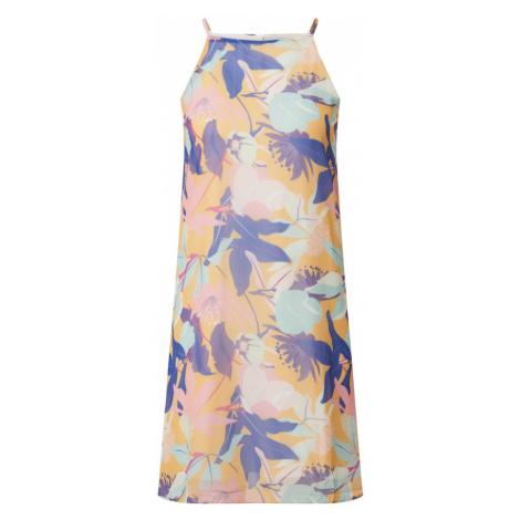Trendyol Letnia sukienka różowy pudrowy / pomarańczowy / aqua / indygo