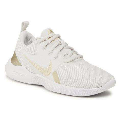 Nike Buty Flex Experience Rn 10 CI9964 010 Beżowy