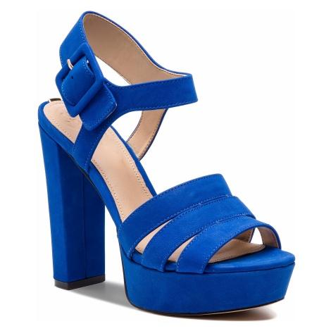 Sandały GUESS - Lylah FL6LYL SUE03 BLUE