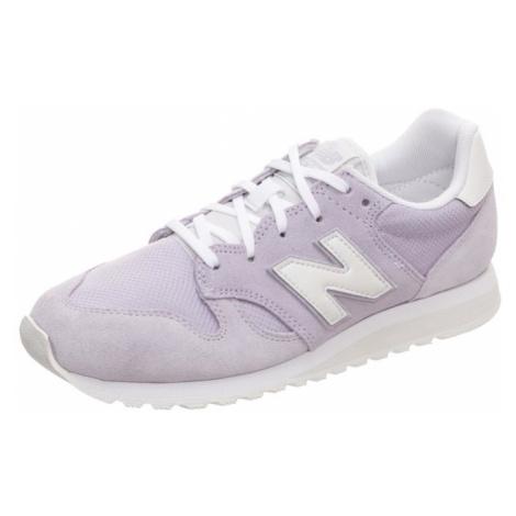 New Balance Trampki niskie pastelowy fiolet / biały