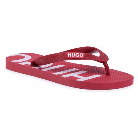 Japonki HUGO - Onfire 50415325 10217179 01 Bright Red 622 Hugo Boss