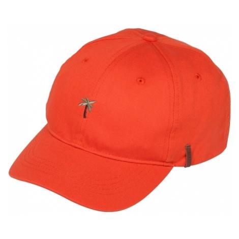Barts Czapka z daszkiem 'Posse' pomarańczowo-czerwony
