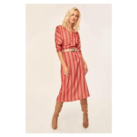 Trendyol Khoja Striped Dress