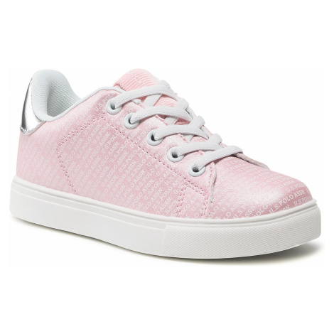 Sneakersy U.S. POLO ASSN. - Willy169 Club WILLY4169S1/Y1 Pink