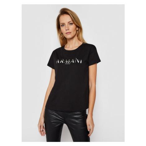 Damskie koszulki, podkoszulki i bluzki Armani