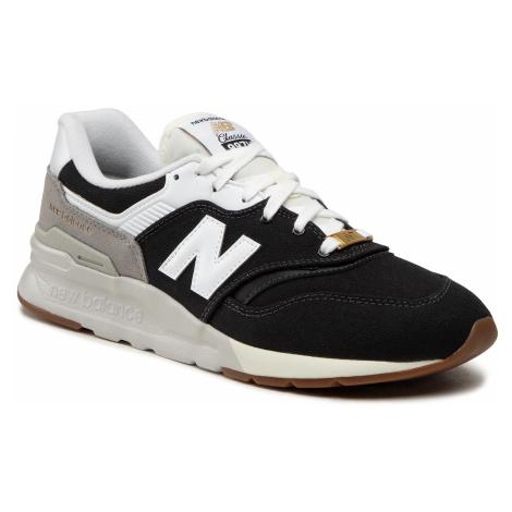 Sneakersy NEW BALANCE - CM997HHC Czarny