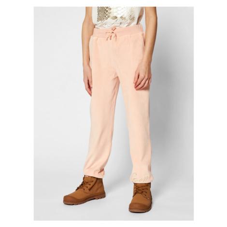 Guess Spodnie dresowe J0BB02 KA2X0 Pomarańczowy Regular Fit