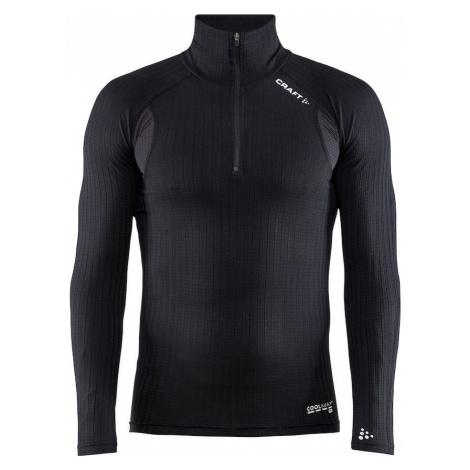 CRAFT Koszulka termoaktywna męska ACTIVE EXTREME X ZIP LS-XL-Czarny