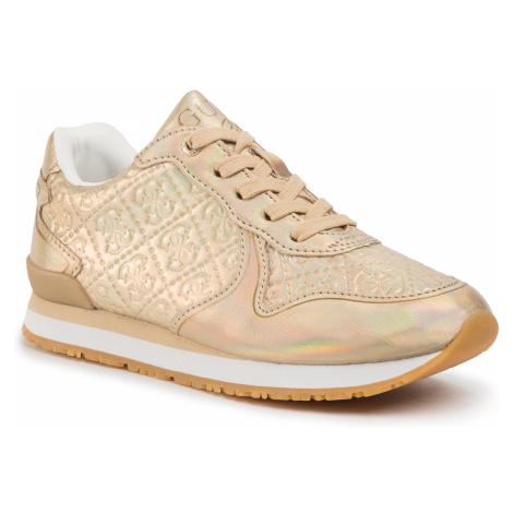 Sneakersy GUESS - Tessa FI5TES FAL12 GOLD