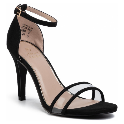 Sandały JENNY FAIRY - LS5141-10 Black