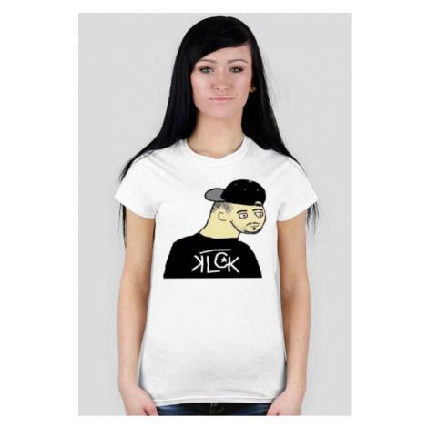 Mem kłebonifade t-shirt damski.