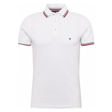 TOMMY HILFIGER Koszulka niebieski / czerwony / biały