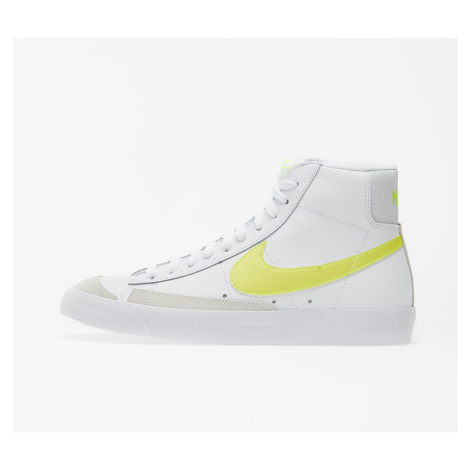 Nike Wmns Blazer Mid '77 White/ Lemon Venom