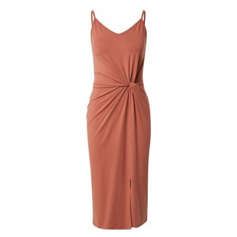 EDITED Sukienka 'Maxine' brązowy