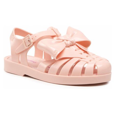 Sandały MELISSA - Mini Melissa Possession + Barb 33340 Light Pink/Pink 52560