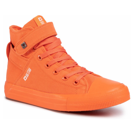 Trampki BIG STAR - FF274583 Orange