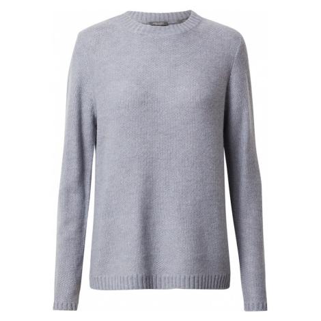 MINE TO FIVE Sweter podpalany niebieski