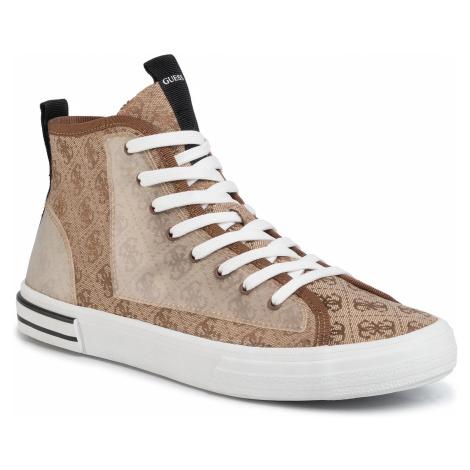 Sneakersy GUESS - Nettuno Hi FM6NTH FAL12 BEITA