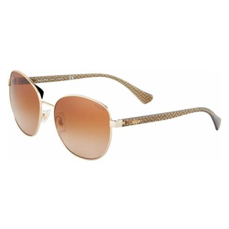 POLO RALPH LAUREN Okulary przeciwsłoneczne brązowy / złoty