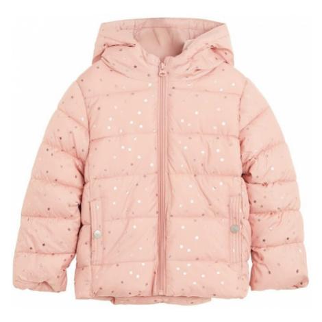 MANGO KIDS Płaszcz różowy