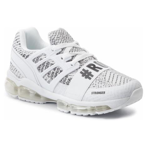 Sneakersy PLEIN SPORT - Runner Original P19S MSC2025 STE003N White 01