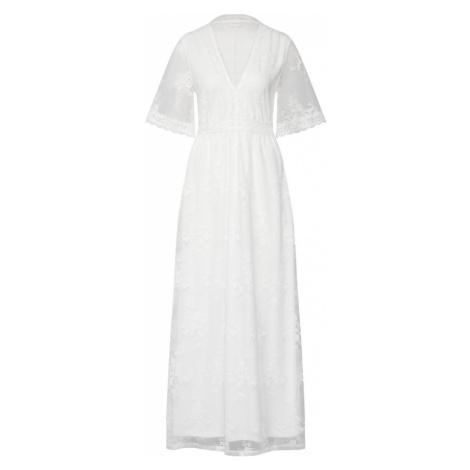 VILA Sukienka biały