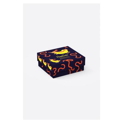 Happy Socks - Skarpetki Hot Dog (2-pack)
