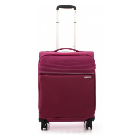 American Tourister, 94G091002 suitcase Fioletowy, female, rozmiary: One size