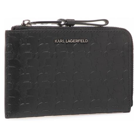 Etui na klucze KARL LAGERFELD - 205W3244 Black
