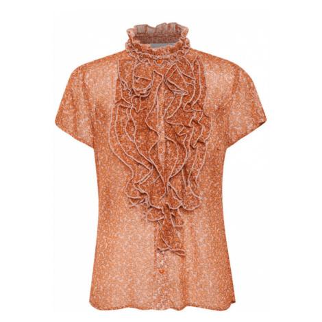 Bluse - XelinaSZ Lilly SS Shirt Saint Tropez