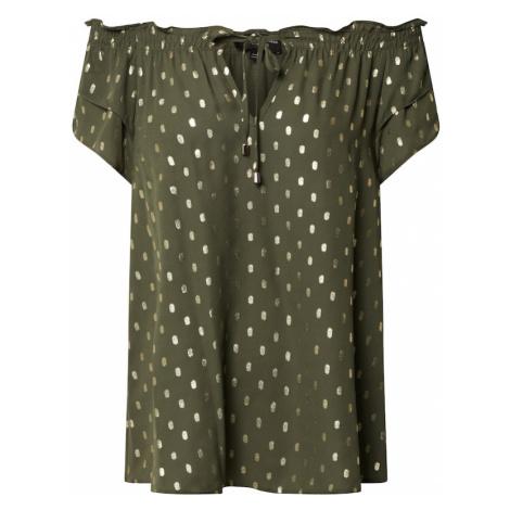 Dorothy Perkins Koszulka 'FOIL TOP' khaki