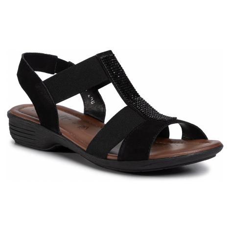 Sandały GO SOFT - WI16-956-01 Black