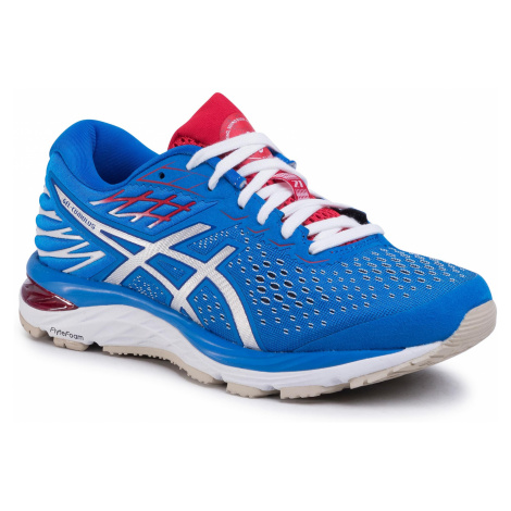 Buty ASICS - Gel-Cumulus 21 1012A669 Electric Blue/White 400