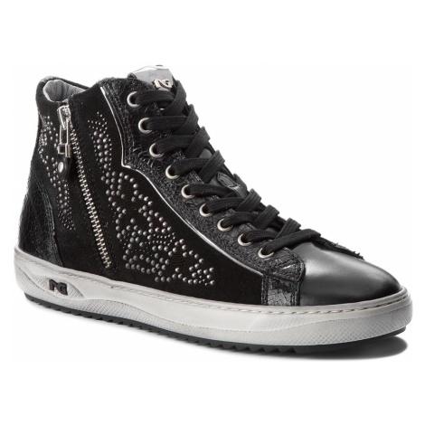 Sneakersy NERO GIARDINI - A806471D Musk Nero 100