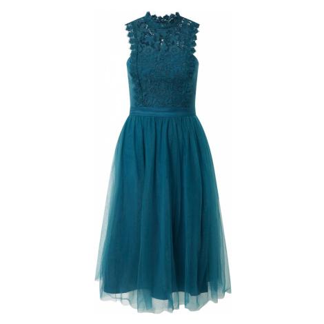 Chi Chi London Sukienka 'Roman' niebieski
