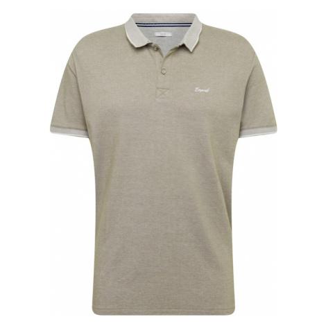 ESPRIT Koszulka khaki