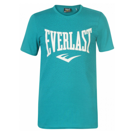 Everlast Geo Print T Shirt Mens