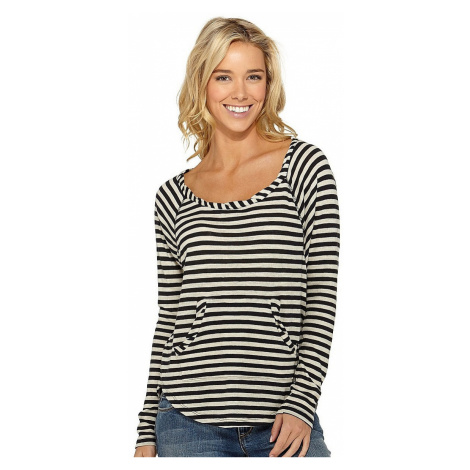 sweter Roxy After Glow - KVJ3/Huntington True Black Stripe