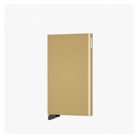 Portfel Secrid Cardprotector C-Gold
