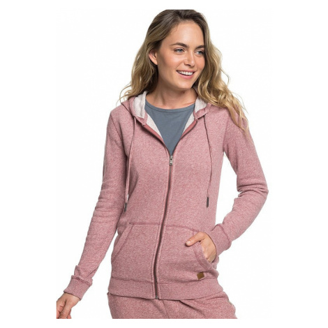 bluza Roxy Trippin Zip - MMG0/Withered Rose
