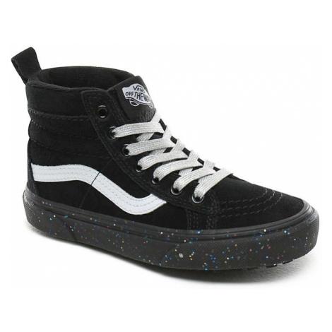 dziecięce buty Vans Sk8-Hi MTE - MTE/Glitter Sidewall/Black
