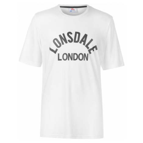 Lonsdale Arch T Shirt Mens