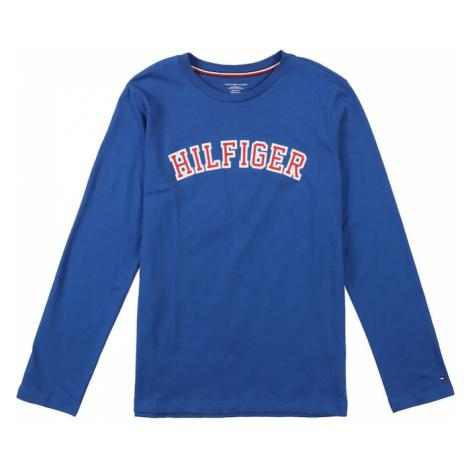 Tommy Hilfiger Underwear Piżama ciemny niebieski / czerwony