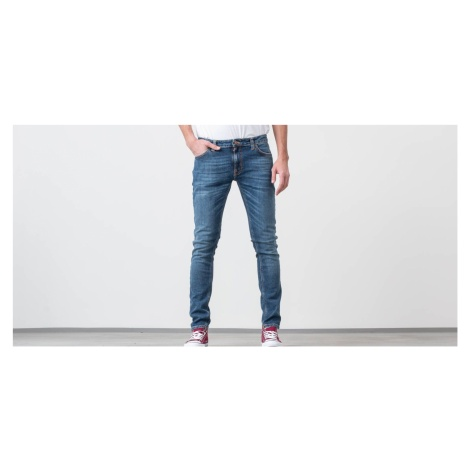 Nudie Jeans Skinny Lin Jeans Mid Authentic Power Nudie Jeans Co