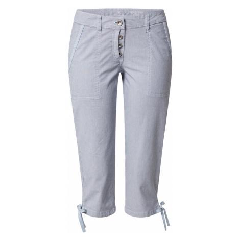 TOM TAILOR Spodnie niebieski